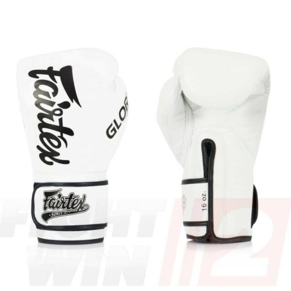 Fairtex Glory bokshandschoenen Zwart Limited