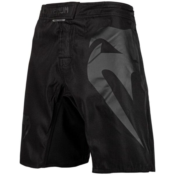 Venum Light 3.0 Fightshort Black/Black