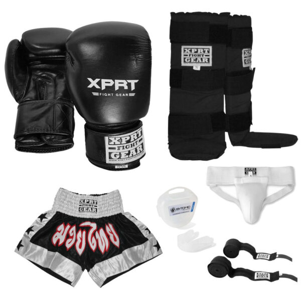 XPRT KICKBOKS SET KIND 10-12 JAAR