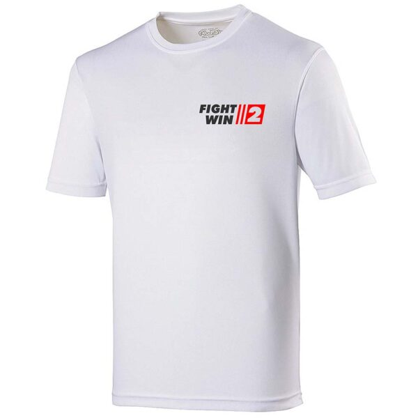 Neoteric ™ sportshirt Fight2Win Wit